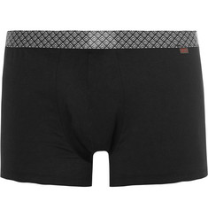 Derek Rose Stretch-Pima Cotton Boxer Briefs
