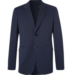Berluti - Navy Stretch-Wool Twill Suit Jacket