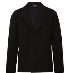 Berluti - Black Cashmere and Wool-Blend Blazer