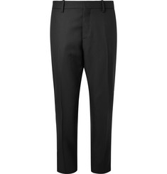 Berluti Slim-Fit Wool-Twill Trousers