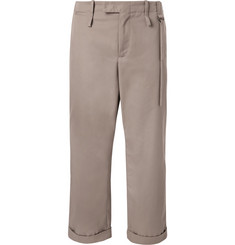 Craig Green - Wide-Leg Twill Trousers