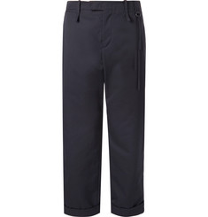 Craig Green Wide-Leg Twill Trousers