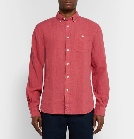 Linen Shirt by Todd Snyder