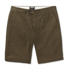 Todd Snyder Hudson Cotton-Twill Shorts
