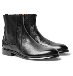 Givenchy - Cruz Full-Grain Leather Chelsea Boots