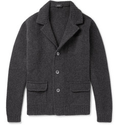 Incotex Virgin Wool Cardigan