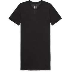 Rick Owens Level Slim-Fit Jersey T-Shirt