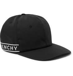 Givenchy Logo-Print Canvas Baseball Cap