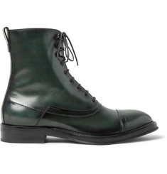Berluti Eris Bergen Leather Boots