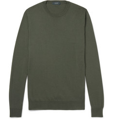 Incotex Virgin Wool-Blend Sweater