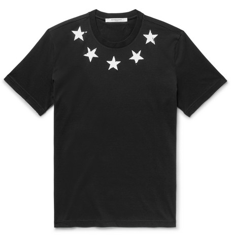 Sale Choice Slim-fit Printed Cotton-jersey T-shirt Givenchy Free Shipping View 7sPW8D5bA