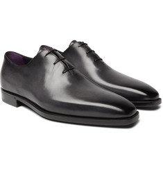 Berluti - Leather Oxford Shoes