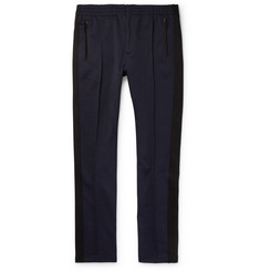 rag & bone - Slim-Fit Tapered Striped Jersey Sweatpants