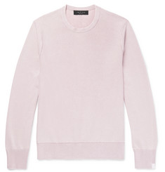 rag & bone - Anderson Cotton Sweater