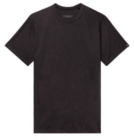 James Slim Fit Nep Cotton Jersey T Shirt by Rag & Bone