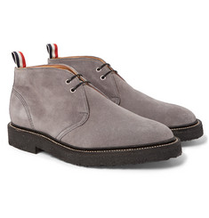 Thom Browne - Suede Chukka Boots