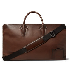 Berluti Leather Holdall