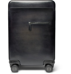 Berluti - Formula 1004 Leather Carry-On Suitcase