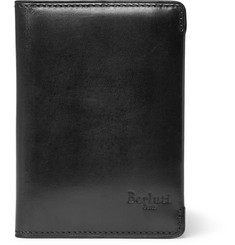Berluti Bifold Leather Cardholder