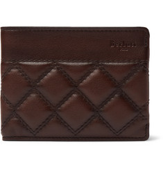Berluti - Quilted Leather Billfold Wallet