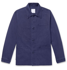Sandro Cotton-Canvas Jacket