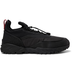 Moncler 2 Moncler 1952 Jericho Neoprene, Shell and Rubber Sneakers