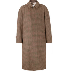 Maison Margiela - Houndstooth Wool Coat
