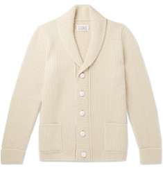 Maison Margiela - Shawl-Collar Wool Cardigan