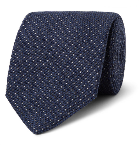 8cm Wool And Silk Blend Tie by Tom Ford