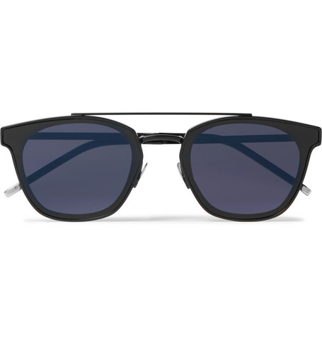 Aviator-style Metal Sunglasses Saint Laurent s5vEdYhfO