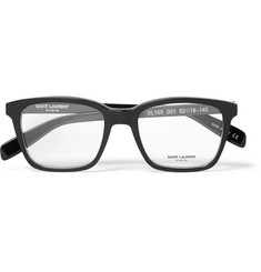 Saint Laurent - Square-Frame Acetate Optical Glasses