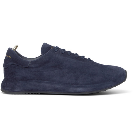 Keino Suede Sneakers - GrayOfficine Creative RTjC7