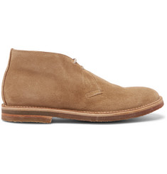 Officine Creative Cornell Suede Chukka Boots