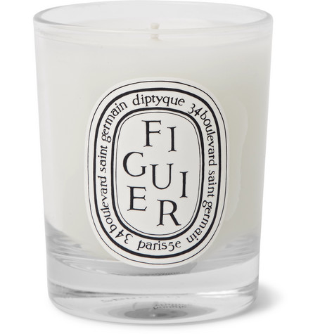 Figuier Scented Candle, 70g by Diptyque