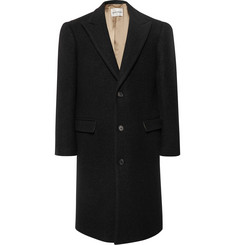 SALLE PRIVÉE Adrian Slim-Fit Bouclé Virgin Wool Overcoat