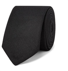 Thom Browne 5cm Striped Wool-Twill Tie