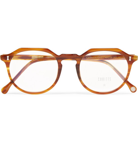 Cartwright Optical Cubitts Glasses Acetate Round Tortoiseshell Frame Fxvfdq