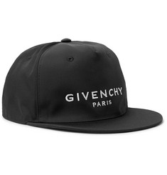 Givenchy Logo-Embroidered Canvas Baseball Cap