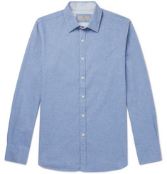 Canali Brushed-Cotton Shirt