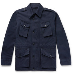 Aspesi Cotton-Canvas Field Jacket