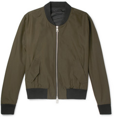 AMI Shell Bomber Jacket