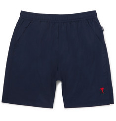 AMI - Long-Length Swim Shorts