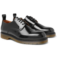 AMI - Polished-Leather Derby Shoes