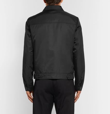 Shell Jacket by Prada
