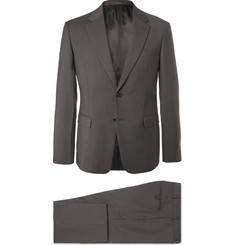 Prada Grey Tela Slim-Fit Wool and Mohair-Blend Suit