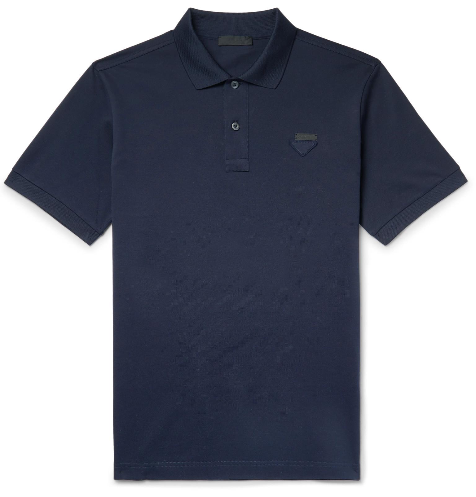 518ff5f696a96 Prada Polo Shirt Size