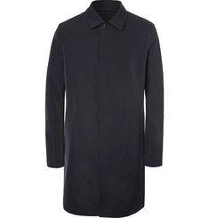 Ermenegildo Zegna Reversible Shell and Wool-Twill Coat