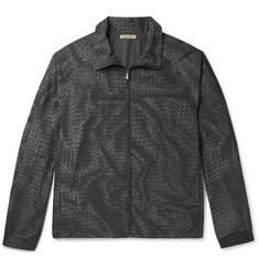 Bottega Veneta Printed Shell Jacket