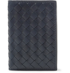 Bottega Veneta Intrecciato Leather Bifold Cardholder
