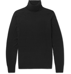 Loro Piana - Slim-Fit Baby Cashmere Rollneck Sweater